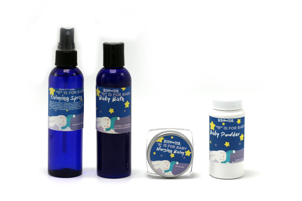 All-Natural Baby Powder