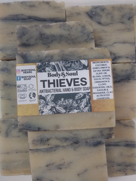 Thieves Soap: Anti-Bacterial for Hands & Body