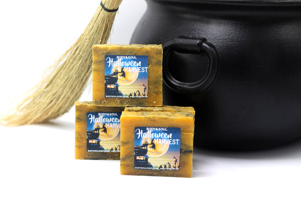 Halloween Harvest Soap