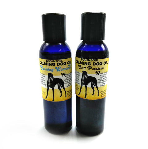 Natural Pet Care: Natural Patchouli Pet Oil
