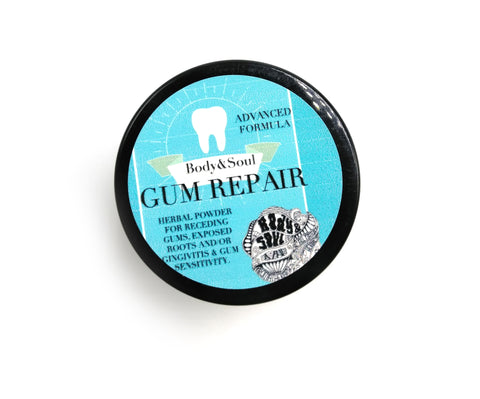 Herbal Gum Repair Powder