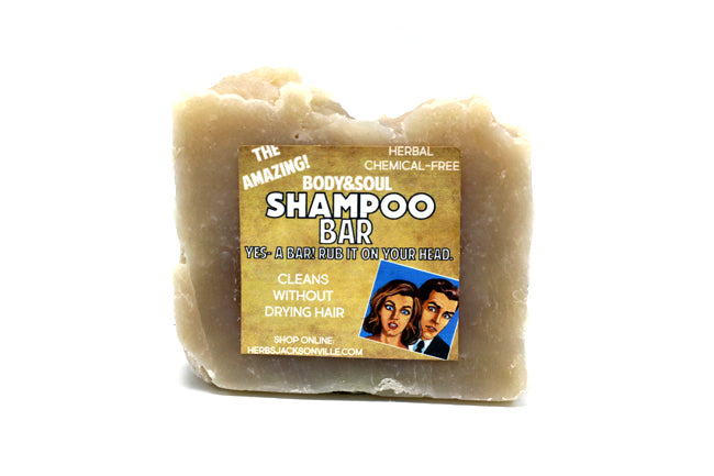 Herbal Shampoo Bar for Normal Hair Types