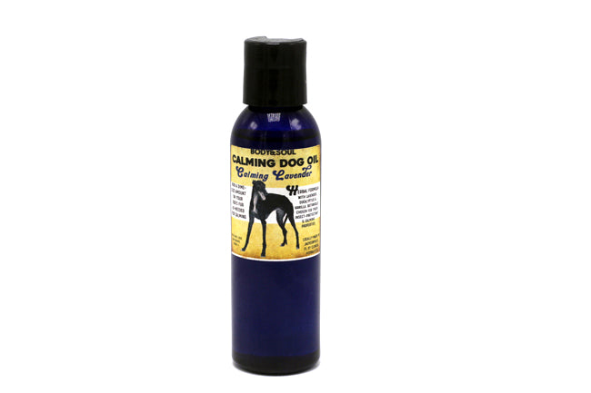 Calming Lavender Dog Oil