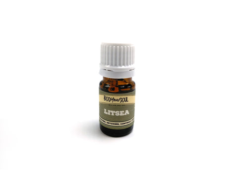 Litsea Cubeba (May Chang) Essential Oil, 5ml