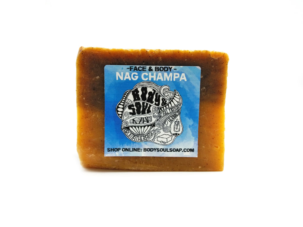 Nag Champa Natural Soap