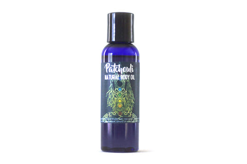 Patchouli Conditioning Body Oil
