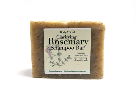 Rosemary Shampoo Bar - An Astringent Bar for Oilier Hair Types