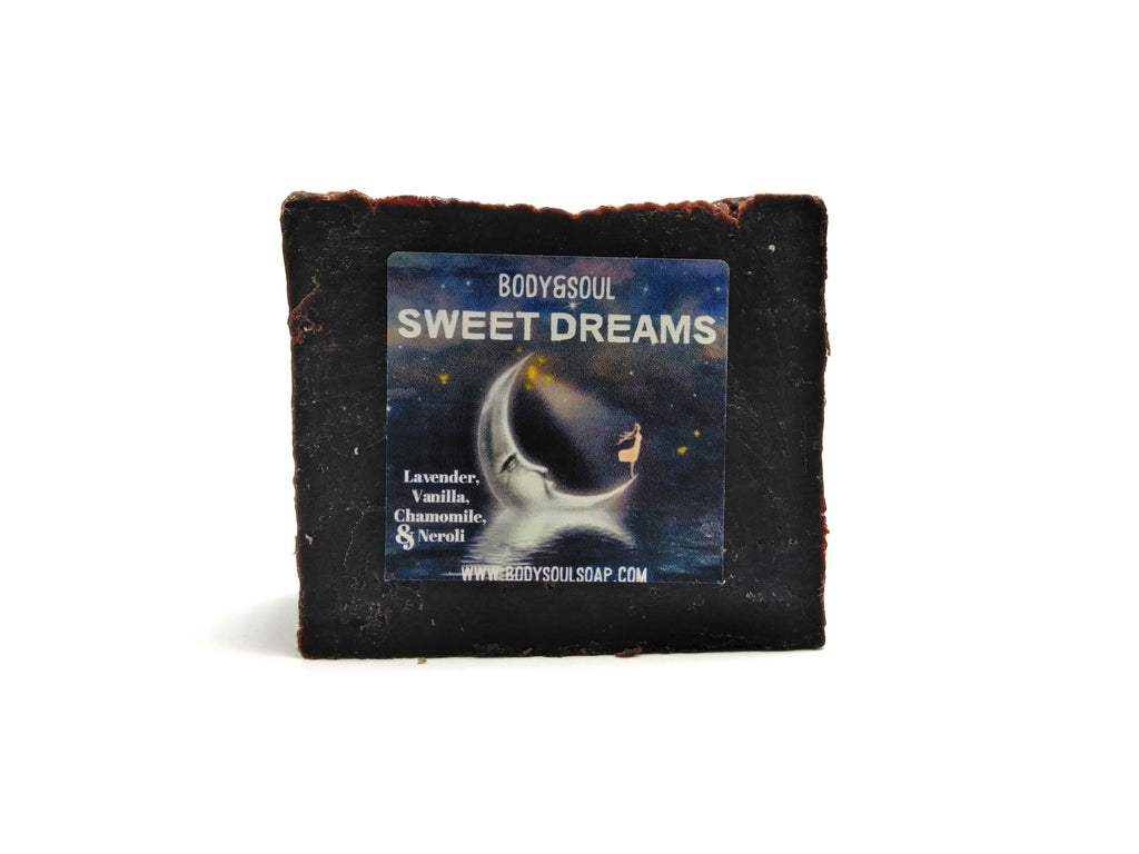 Sweet Dreams Decadent Vanilla and Lavender Soap