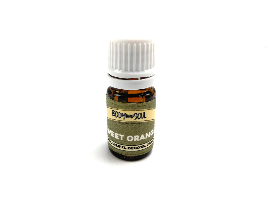 Sweet Orange Essential Oil, 5ml