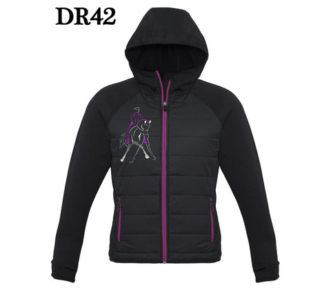 Stealth Jacket DR42