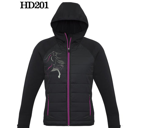Stealth Jacket HD201