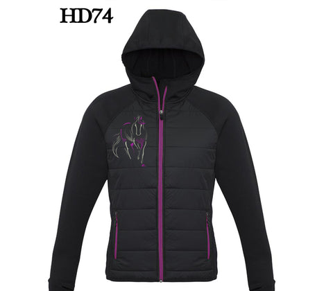 Stealth Jacket HD74