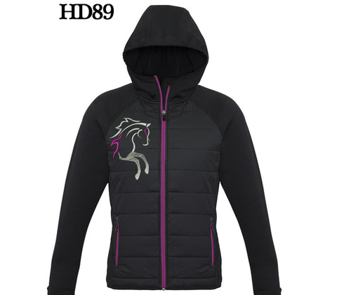 Stealth Jacket HD89