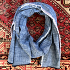 Chambray Straight Scarf