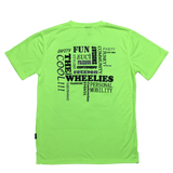 Wheelies 2017 edition T-shirt