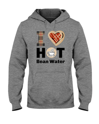 I Love Hot Bean Water
