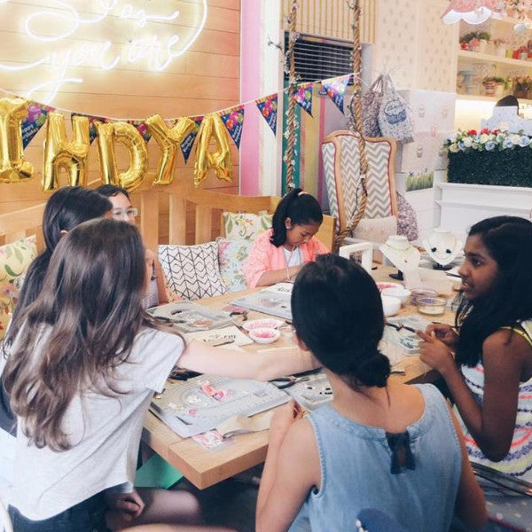Jewelry Making Party (minimum of 10 pax)