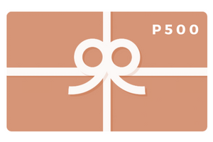 P500 Gift Card