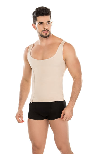 SKU:8098 Men's Tank Top Zipper low back Disc Posture Corrector
