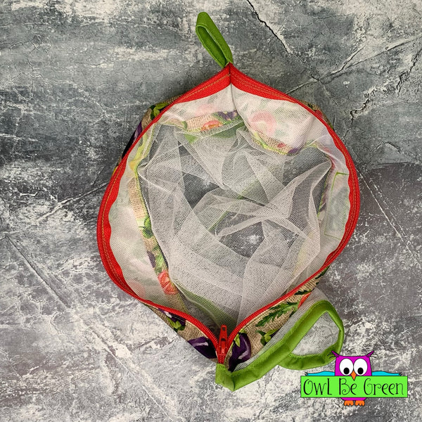 Small Produce Bag - Veggie Market