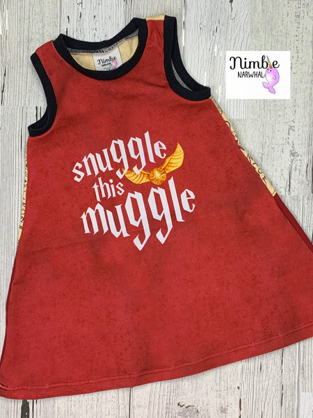 Snuggle Tank Dress size 18m