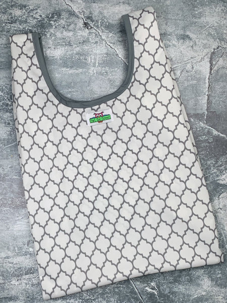 Savvy Sack - Grey Geo