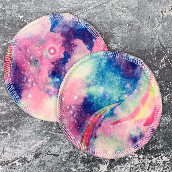 Stardust Hybrid Nursing Pads - Ready to ship!
