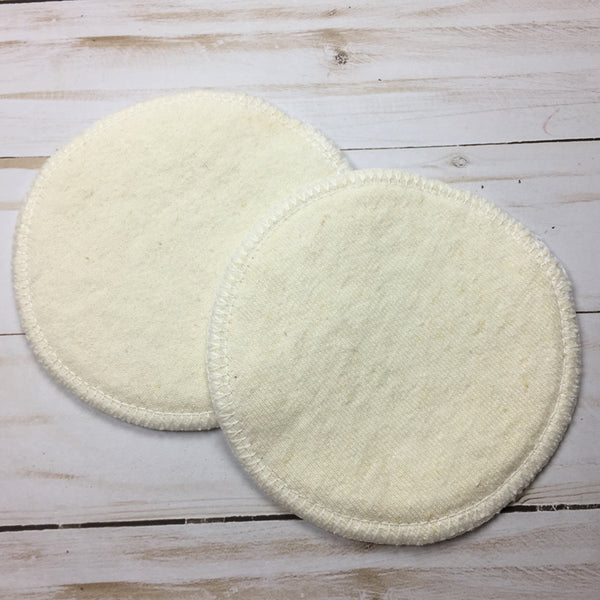 Hemp/Organic Cotton Nursing Pads - Ready to ship! - Owl Be Green