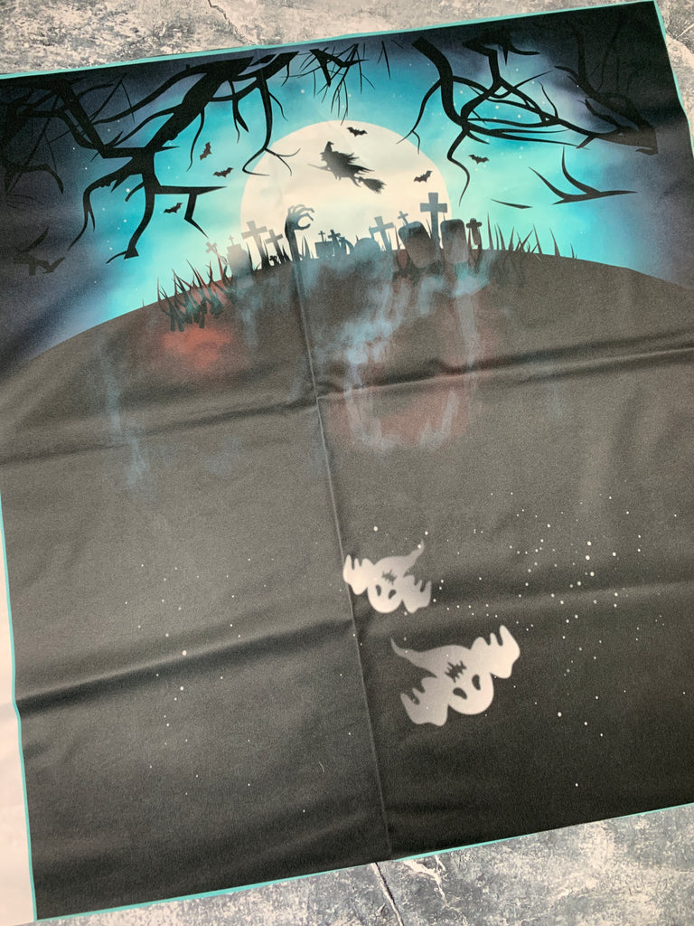PUL Sale - Ghostly Graveyard Panel