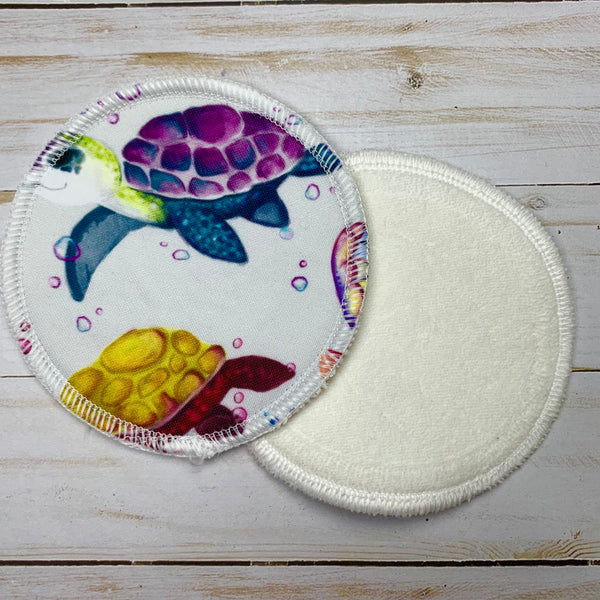 Ocean Jewels Hybrid Nursing Pads - Ready to ship!