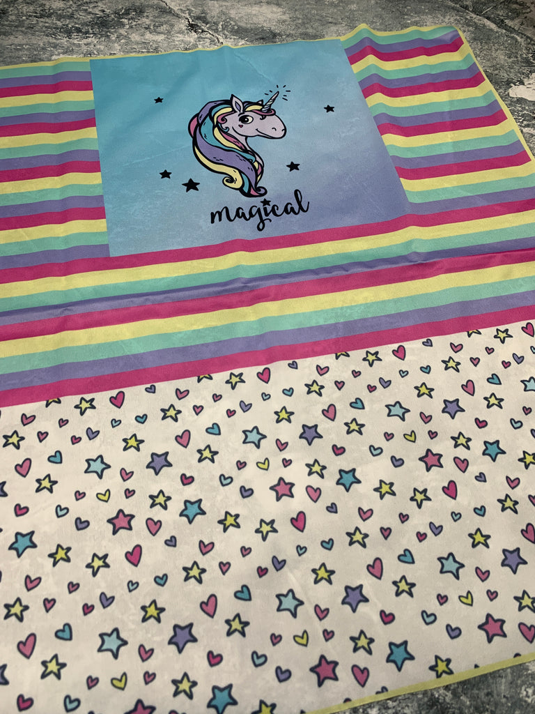 PUL Sale - Magical Unicorn Panel