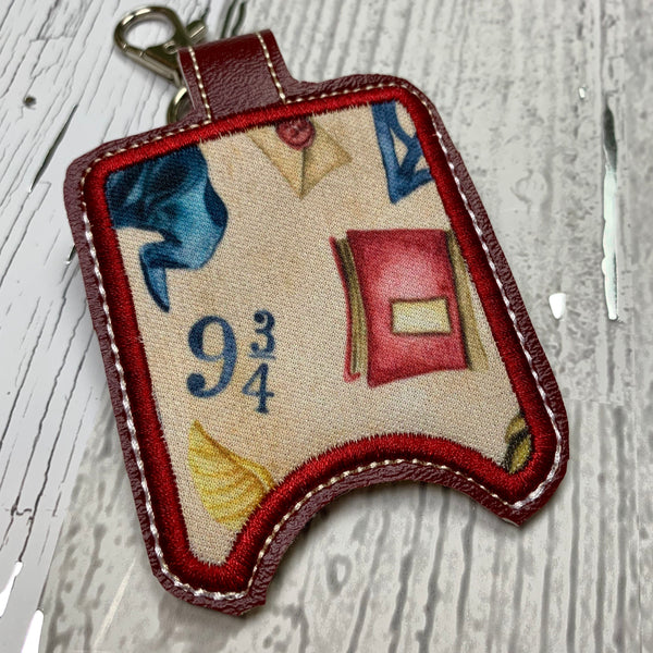 Hand Sanitizer Holder - Wizard Stuff