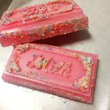 Milkshake Soap Bar