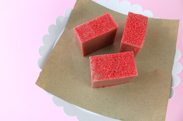 Cherry Vanilla Cola Soap Bar