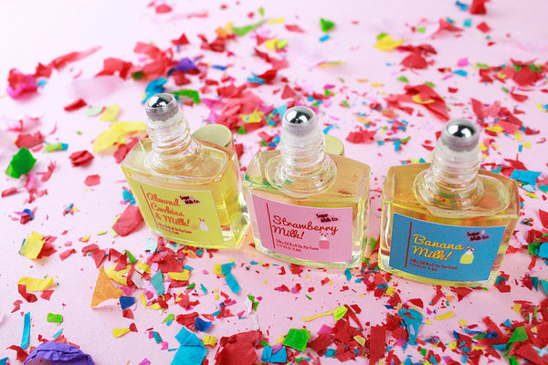 Candy Cream Roll On Perfume Oil