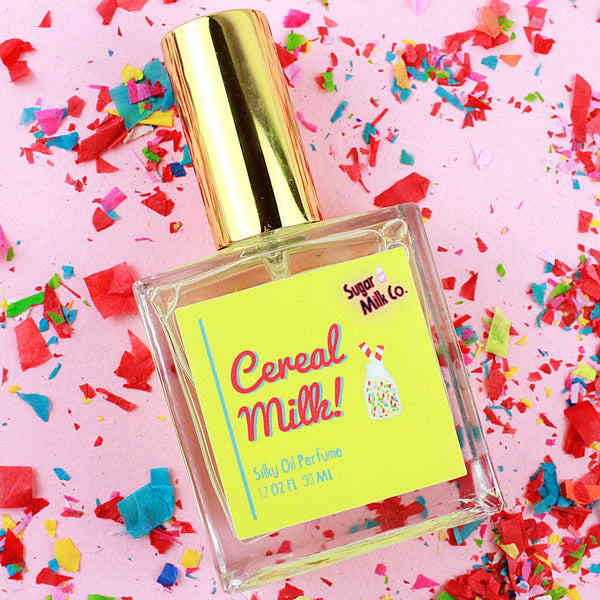 Cereal Milk Perfume Oil