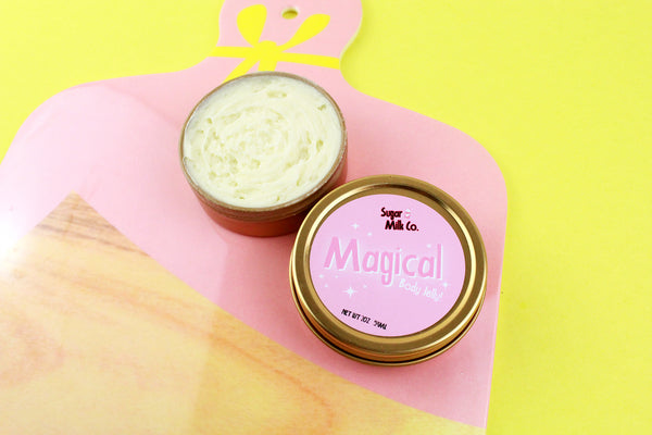Magical Body Jelly