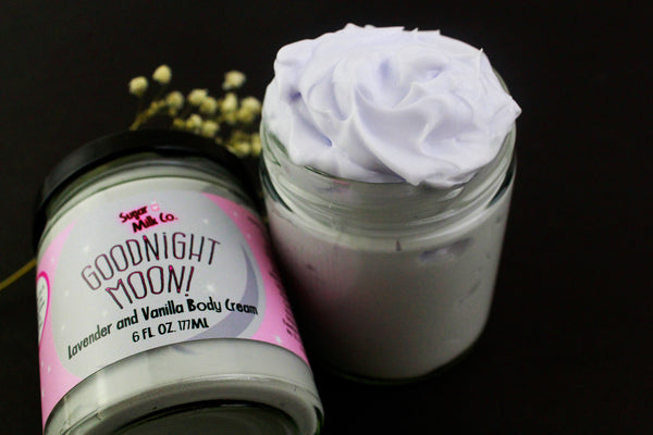 Goodnight Moon Body Cream