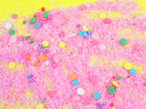 Confetti Cake Bath Sprinkles - Sugar Milk Co.