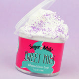 Sweet Milk Whipped Soap