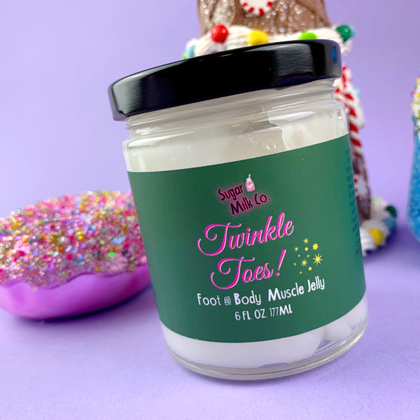 Twinkle Toes Foot and Body Muscle Jelly