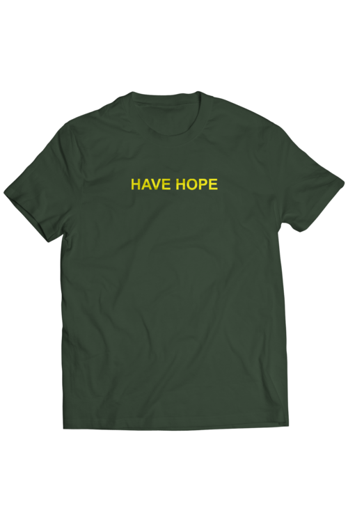 HOPE FOR THE DAY WATERFALL TEE