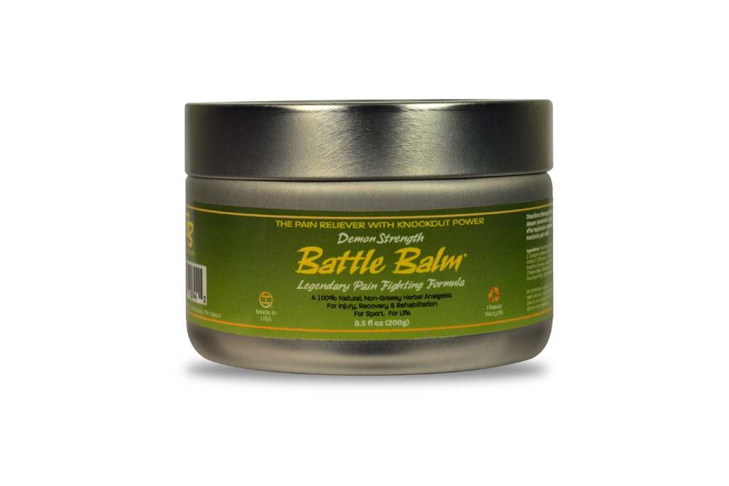 Battle Balm Demon Strength Practitioner (8,5oz)