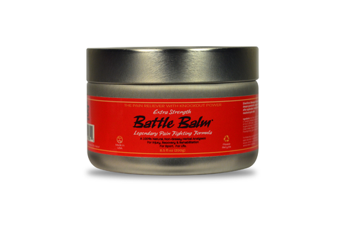 Battle Balm Extra Strength Practitioner (8,5oz)