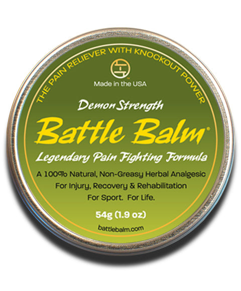 Battle Balm Demon Strength - Oljer og plastre - NÅL