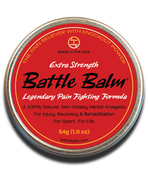 Battle Balm Extra Strength - Oljer og plastre - NÅL