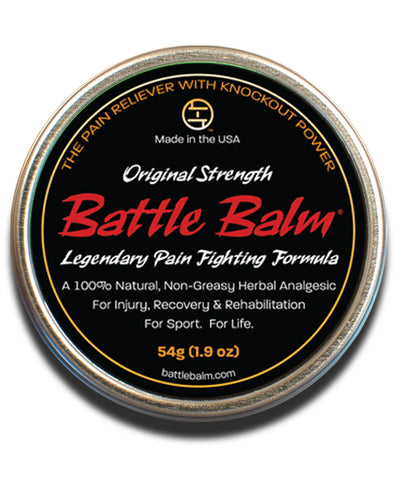 Battle Balm Original Strength - Oljer og plastre - NÅL