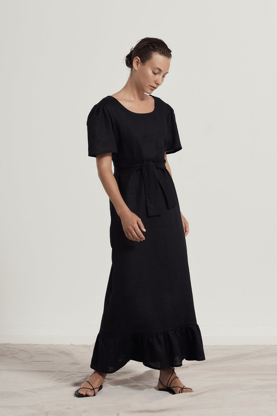 GISELE DRESS - BLACK