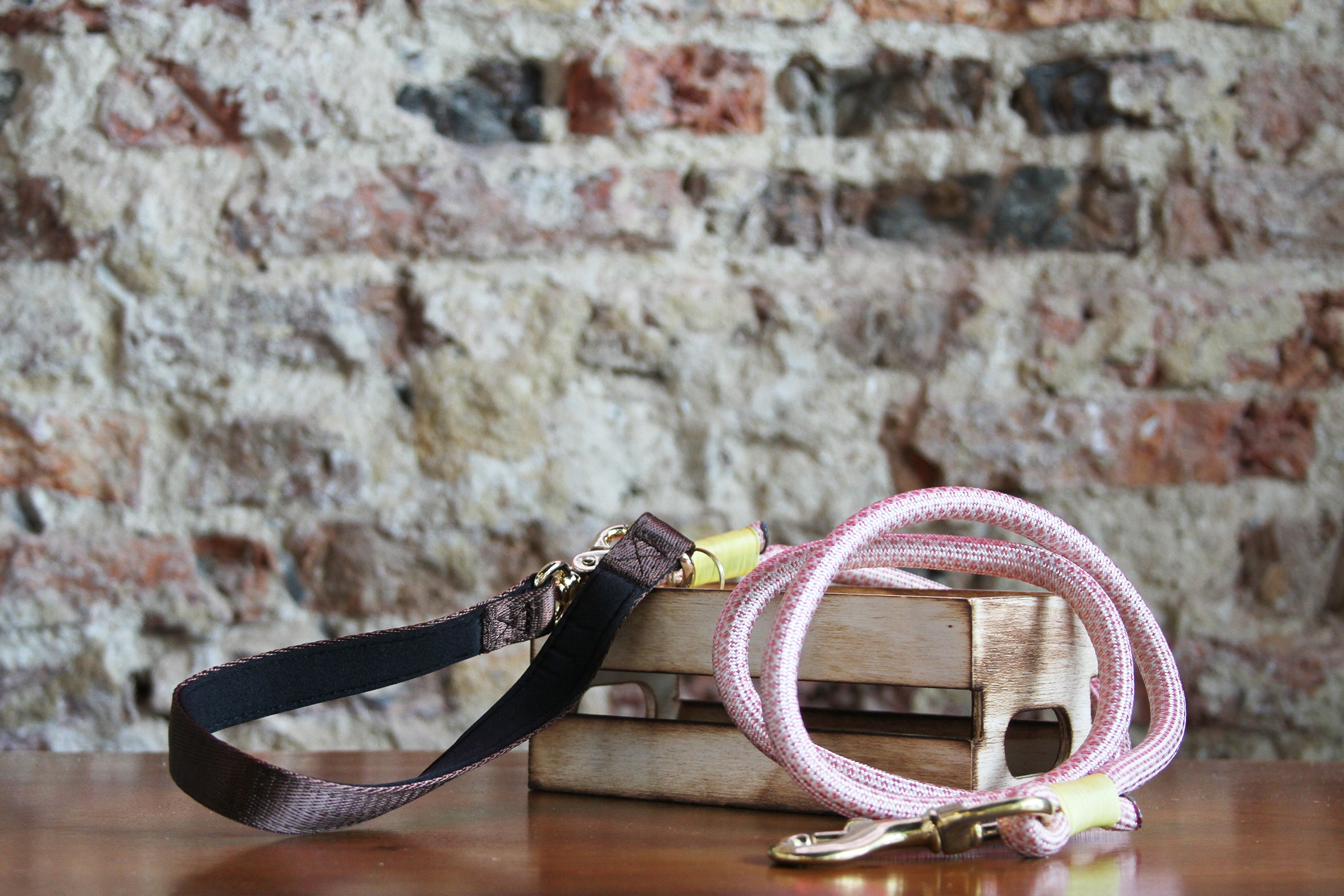 Christie Climbing Rope Leash - Pinkalicious