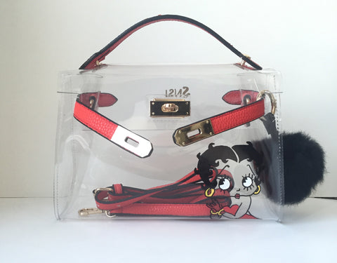 BETTY BOOP - RED